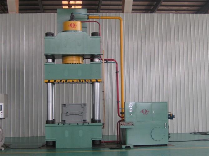 万能液压机_万能液压机供货商图片