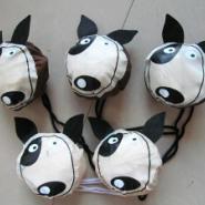小狗动物环保袋/小狗折叠购物袋图片
