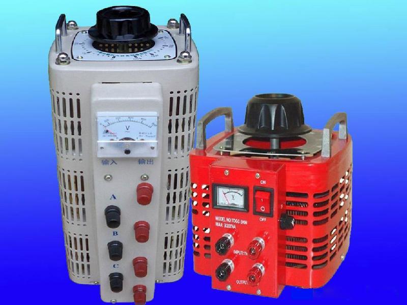 接触调压器图片 接触调压器样板图 TDGC2接触调压器上海...