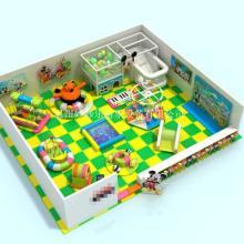供应弟奇玩具游乐设备儿童滑梯组合图片