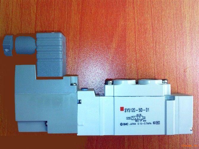 电磁阀图片 电磁阀样板图 SMC电磁阀SY9120 1GD C10 ...