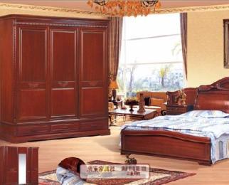 床头靠背,衣柜侧板和背板细木工板贴木皮图片