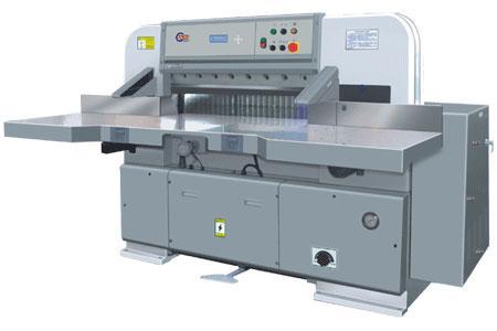 供应QZYX920CT液压双数显切纸机系列 辽宁省液压双数显切纸