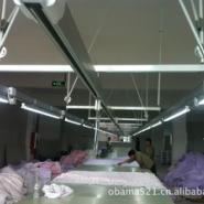 服装制衣厂裁剪供电照明桥架母线图片