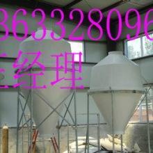供应养殖用饲喂设备玻璃钢料塔