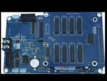 供应无线LED全彩灰度图文控制系统