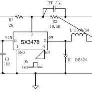 24V转5V芯片图片