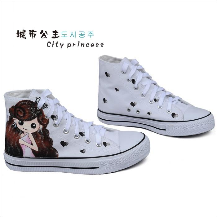 潮流女鞋供应商/生产供应学生新款潮流女鞋(ol女孩)