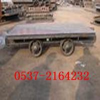 供应价格最低20吨矿用平板车