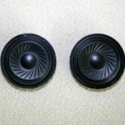 40mm塑胶内磁振膜超薄扬声器图片