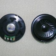 36mm塑胶内磁振膜超薄扬声器图片