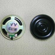 40mm16欧025w铁内磁超薄喇叭图片
