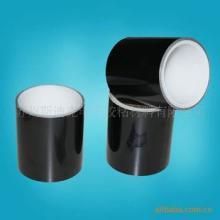 供应苏州/吴江/无锡黑色PET阻燃胶带(绝缘材料),保护膜等模切成型图片