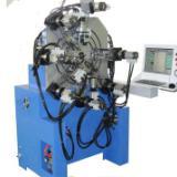 供应2.5mm无凸轮弹簧机异型弹簧生产设备