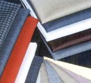 精纺呢绒面料供应图片