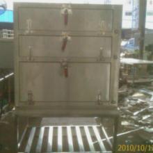供应三门简易蒸柜类不锈钢厨具/不锈钢厨房设备