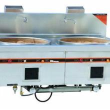 供应双头大锅炉/订做不锈钢厨具
