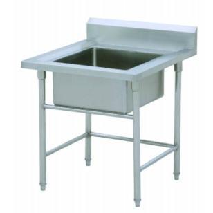 厨房不锈钢洗涮池深圳厂家定做批发图片
