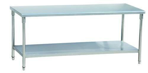 供应广州不锈钢双层工作台厂价格