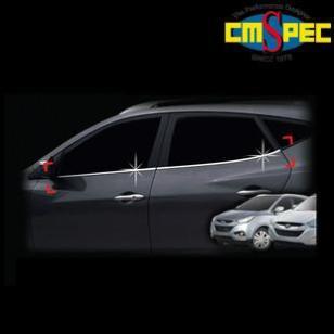 ix35电镀车窗饰条/下车窗装饰条图片