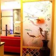 北京装饰玻璃印花机图片