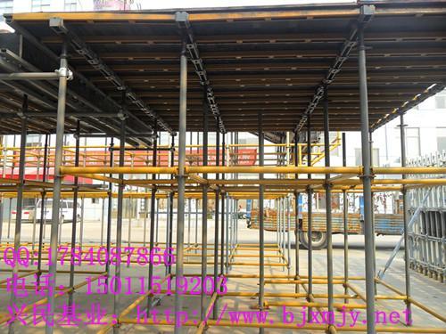 准建筑模板支撑架