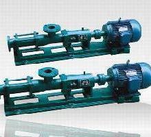 供应G型系列单螺杆泵生产厂