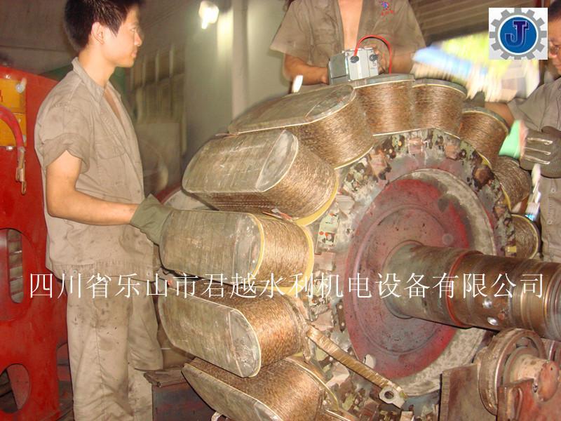 四川省乐山市君越水利机电设备有限公司