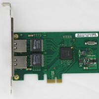 供应双口 RJ45千兆网卡 Intel 82580  支持Iscsi