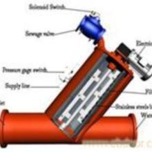 供应新型过滤设备不对称纤维过滤器