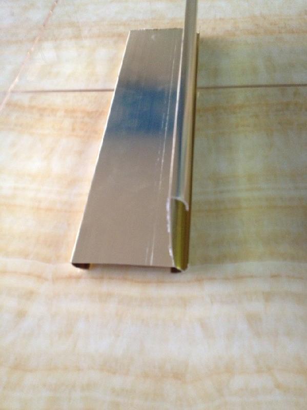 供应安徽铝合金墙角线 百度百科 长期大量稳定供应