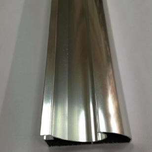 晶钢门铝材专业生产商图片