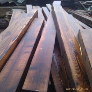 供应炭化木板材