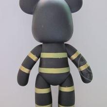 供应七寸么么熊 MOMO熊 暴力熊 大号创意公仔 玩具 摆件饰品