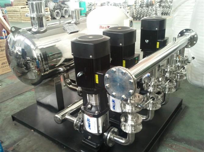 海南屯昌变频无负压供水设备,供水别处在期待,我们在发生,小型自动增压泵价格