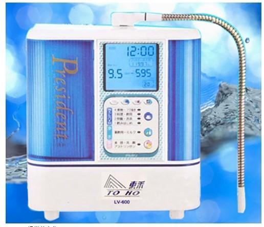 供应东禾电解水机lv-600防伪商标真品 东莞东禾电解水机