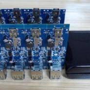 锂电池充电器PCBBA外壳厂家图片
