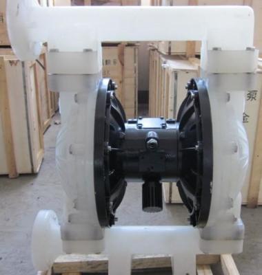 双气动隔膜泵图片/双气动隔膜泵样板图 (1)