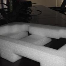 供应白色海绵包装内衬防震海绵包装盒图片