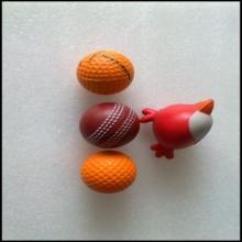 供应pu钥匙扣骰子EVA各类球