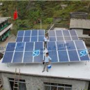 1000W太阳能离网发电系统图片