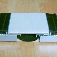 供应地坪双列嵌平型变形缝