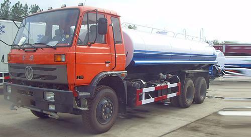 东风天锦12吨洒水车