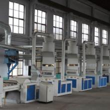 大型废棉废纱破布梳理机价格,大型分梳机组再生纤维生产批发