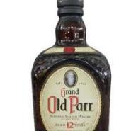 供应老伯威12年调配苏格兰威士忌批发