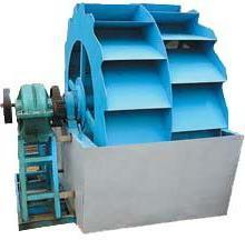 供应新疆喀什高效轮式洗砂机最新报价
