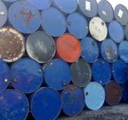哪里高价收购铁桶油桶图片