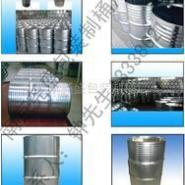 翻新200L铁桶长期大量收购定做油桶图片