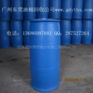 广州胶桶回收加工翻新价格图片