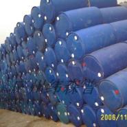 广州胶桶回收部大量高价回收200L胶图片